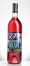 Florida Orange Groves Winery NV Blueberry Blue