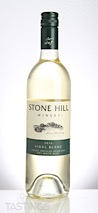 Stone Hill 2016 Estate Bottled, Vidal Blanc, Hermann