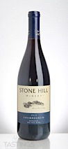 Stone Hill 2015 Chambourcin, Missouri