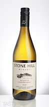 Stone Hill 2015 Estate Bottled Reserve Chardonel