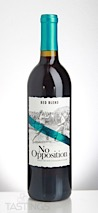 No Opposition NV Red Blend