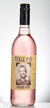 Tickle Me!  NV Rhubarb Wine, South Dakota