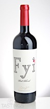 FYI 2017 Red Blend, Spain