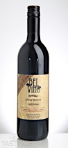 Bel Vino NV DiVino Grand Reserve Semi-Sweet Red Blend, California