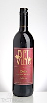 Bel Vino NV Dolce Semi-Sweet Red Blend, California