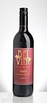 Bel Vino NV Dolce Semi-Sweet Red Blend California