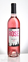 City Winery 2017 Rooftop Rosé Syrah