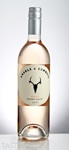 Angels & Cowboys 2017 Rosé Sonoma County