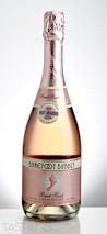Barefoot Bubbly NV Sparkling Brut Rosé California