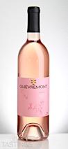 Quiévremont Winery 2017 Estate Rose Virginia