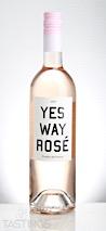 Yes Way Rose 2017 Rosé Mediteranee