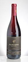 Parker's Estate 2016  Pinot Noir