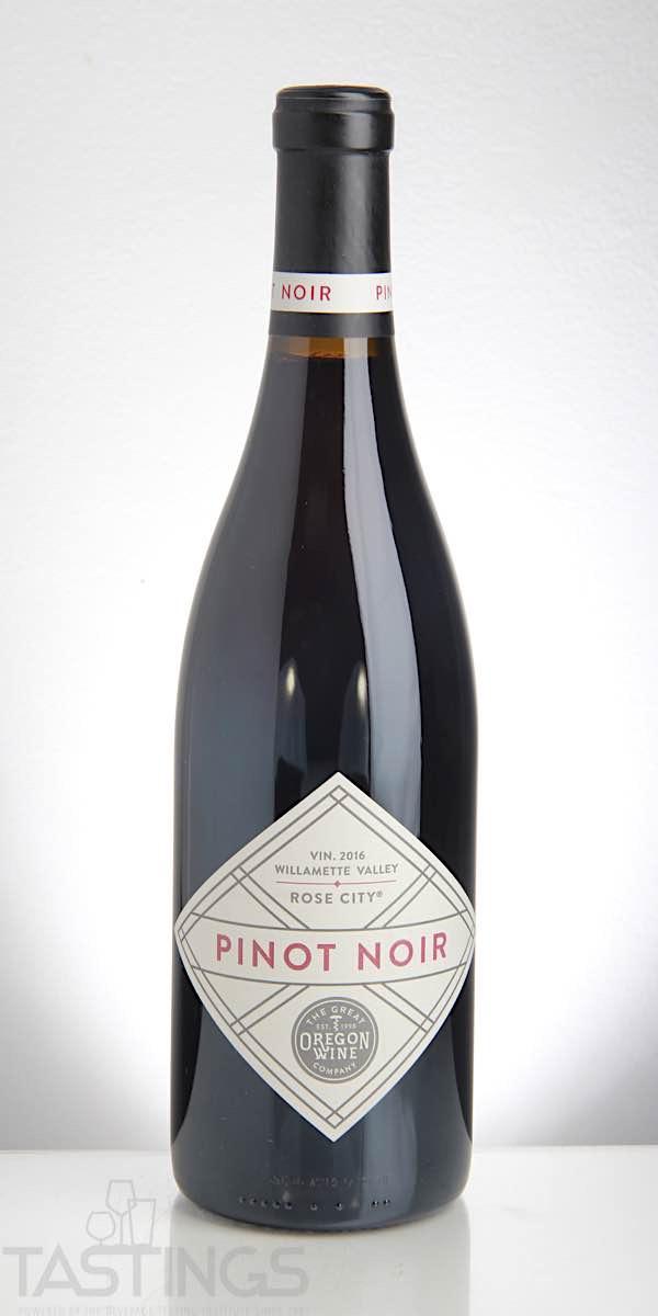 The Great Oregon Wine Company