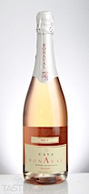 Bonaval NV Brut Rosado, Cava DO