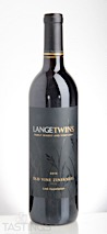 LangeTwins Family Winery and Vineyards 2015 Estate Grown Old Vine Zinfandel