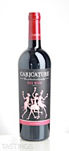 Caricature 2015 Red Blend, California
