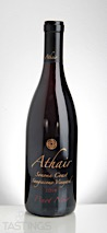 Athair 2014 Sangiacomo Vineyards Pinot Noir