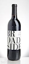 Broadside 2016  Cabernet Sauvignon