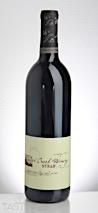Cedar Creek Winery 2015  Syrah
