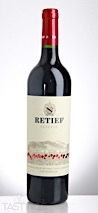 Retief 2016 Reserve Cape Red Blend South Africa