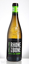 Rhône to the Bone 2017 White, Côtes-du-Rhône Blanc