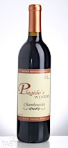 Plagido's Winery 2016 Estate Bottled, Chambourcin, Outer Coastal Plain