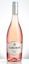 Clos du Bois 2017 Lightly Bubbled Off-Dry Rosé California