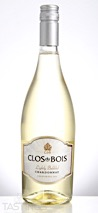Clos du Bois 2017 Lightly Bubbled Off-Dry Chardonnay