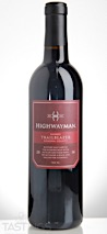 Highwayman 2016 Trailblazer Red Blend, Sonoma County
