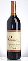 Plagido's Winery 2016 Estate Bottled Cabernet-Merlot