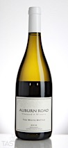 Auburn Road 2016 The White Bottle Chardonnay