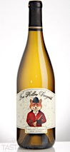 Fox Hollow Vineyards 2016 Barrel Aged Reserve Chardonnay