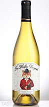 Fox Hollow Vineyards 2017 Derby White Blend New Jersey