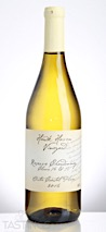 Hawk Haven 2016 Signature Series Reserve Chardonnay