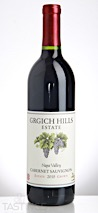 Grgich Hills 2015 Estate Grown Cabernet Sauvignon
