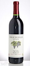 Grgich Hills 2014 Estate Grown Merlot