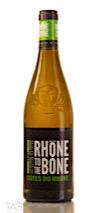 Rhône to the Bone 2018 White Blend, Côtes-du-Rhône Blanc