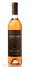 LangeTwins Family Winery and Vineyards 2018 Estate Grown Rosé, Sangiovese, Lodi