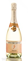 Barefoot Bubbly NV Sparkling Peach, California