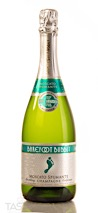Barefoot Bubbly NV Moscato Spumante, California