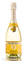 Barefoot Bubbly NV Sparkling Pineapple, California