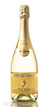 Barefoot Bubbly NV Sparkling, Pinot Grigio, California