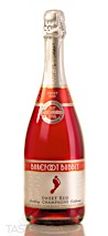 Barefoot Bubbly NV Sweet Red Sparkling, California