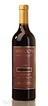 Maroon Wines 2014 Maroon Vineyard Reserve Cabernet Sauvignon