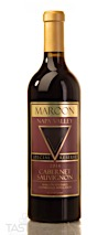 Maroon Wines 2014 Maroon Vineyard Special Reserve, Cabernet Sauvignon, Coombsville, Napa Valley