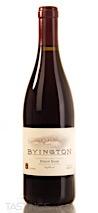 Byington 2017 Estate Pinot Noir
