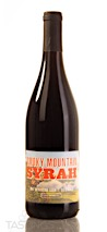 City Winery Nashville 2017 Smoky Mountain Syrah