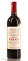 Chateau Fayan 2018 Grand Vin de Bordeaux Puisseguin St. Emilion