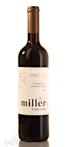 LangeTwins Family Winery and Vineyards 2016 Miller Vineyard, Cabernet Franc, Clarksburg