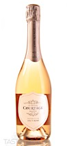 Le Grand Courtâge NV Grand Cuvée Brut Sparkling Rosé, France